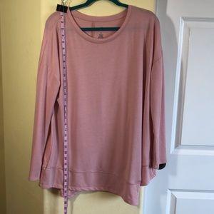 St John's Bay XL Light Weight Sweatshirt NWOT